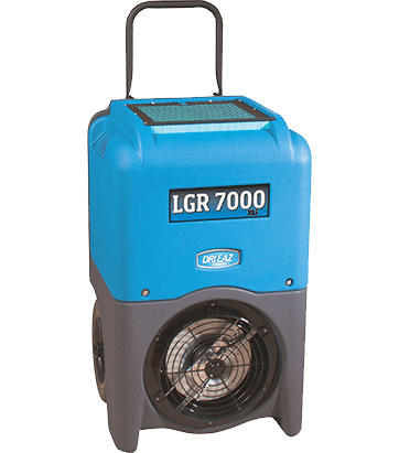 Large Low Grain Commercial Dehumidifier