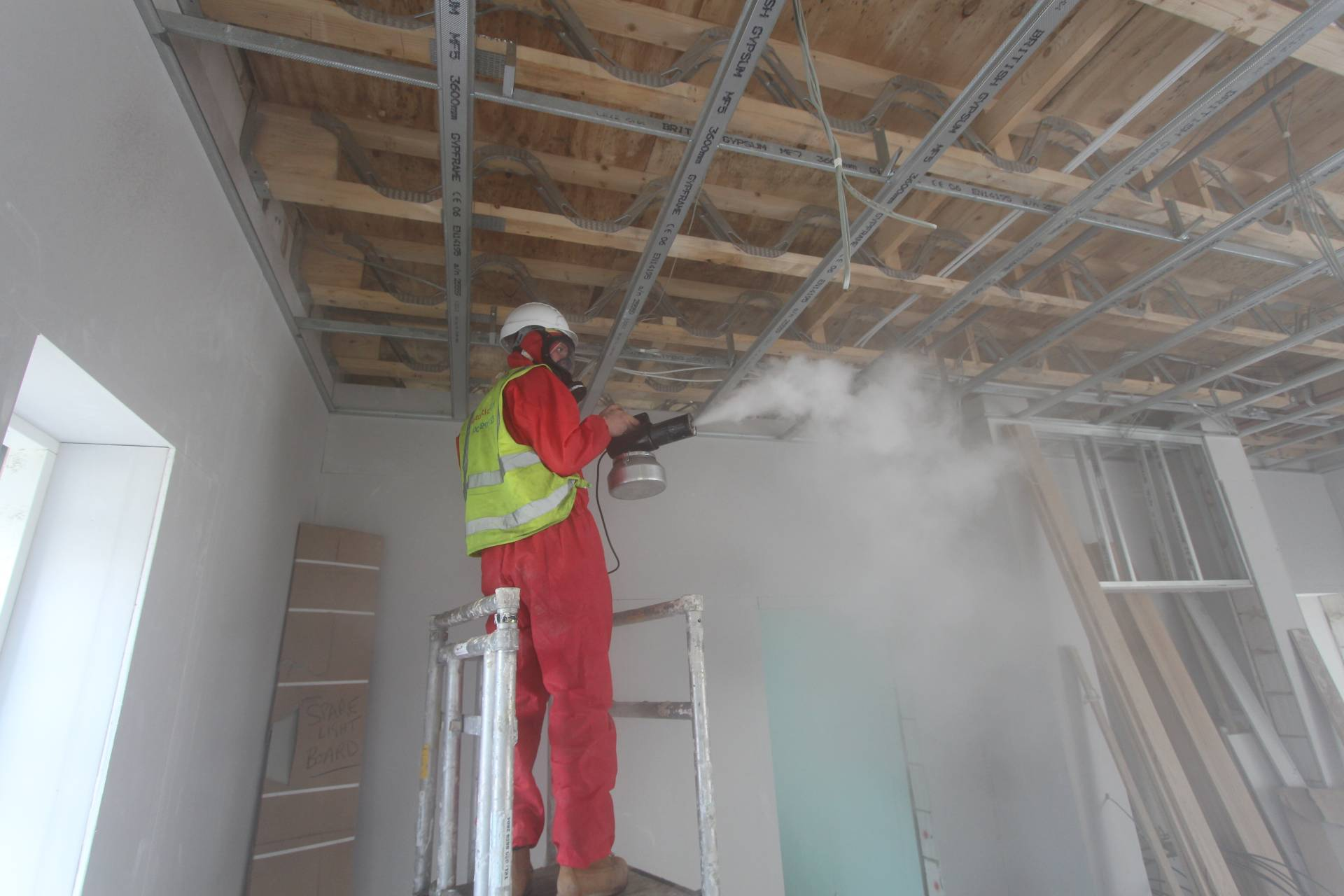 Odour Removal Services